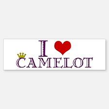 Camelot Bumper Bumper Bumper Sticker