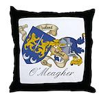 O'Meagher Family Sept Throw Pillow