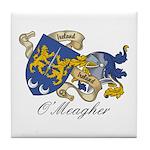 O'Meagher Family Sept Tile Coaster
