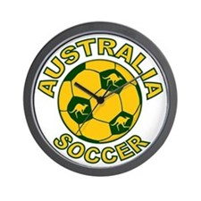 Australia Soccer New Wall Clock