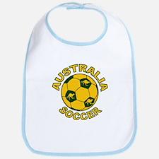 Australia Soccer New Bib