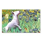 Irises / Bully #3 Sticker (Rectangle 50 pk)