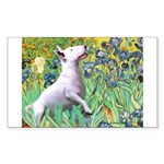 Irises / Bully #3 Sticker (Rectangle 10 pk)
