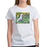 Irises / Bully #3 Women's T-Shirt
