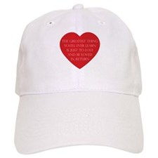 Love and be Loved Baseball Cap