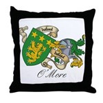 O'More Family Sept Throw Pillow