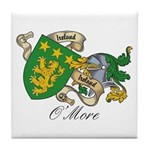 O'More Family Sept Tile Coaster
