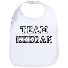 Team Keegan Bib