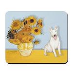 Sunflowers / Bully #4 Mousepad