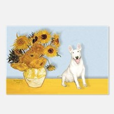 Sunflowers / Bully #4 Postcards (Package of 8)