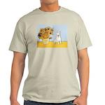 Sunflowers / Bully #4 Light T-Shirt