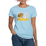 Sunflowers / Bully #4 Women's Light T-Shirt