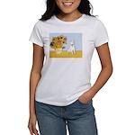 Sunflowers / Bully #4 Women's T-Shirt