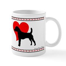 """""""Love JRT's"""" Mug"""