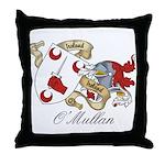 O'Mullan Family Sept Throw Pillow