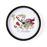 O'Mullan Family Sept Wall Clock