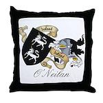 O'Neilan Family Sept Throw Pillow