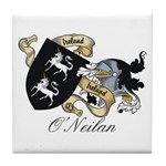 O'Neilan Family Sept Tile Coaster