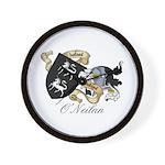 O'Neilan Family Sept Wall Clock
