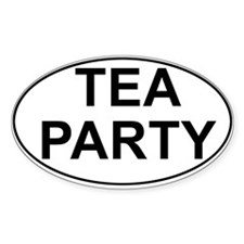 912 Project and Tea Party Dec Decal