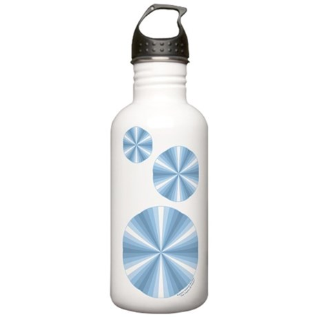 Winter Illusion Stainless Water Bottle 1.0L