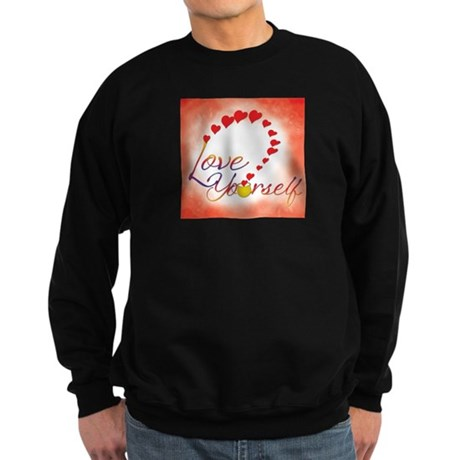 Love Yourself Sweatshirt (dark)