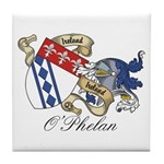 O'Phelan Family Sept Tile Coaster