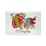 O'Quigley Family Sept Rectangle Magnet (10 pack)