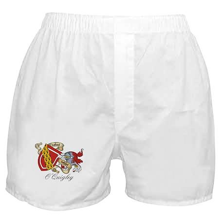 O'Quigley Family Sept Boxer Shorts