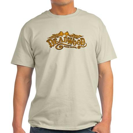 Deadwood Saloon Light T-Shirt