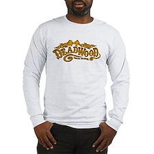 Deadwood Saloon Long Sleeve T-Shirt