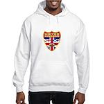 UK Badge Hooded Sweatshirt