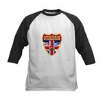 UK Badge Kids Baseball Jersey