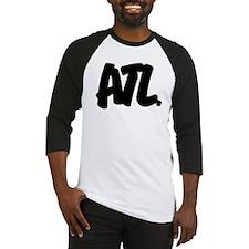 ATL Brushed Baseball Jersey