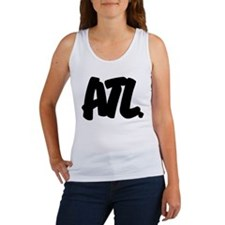 ATL Brushed Women's Tank Top