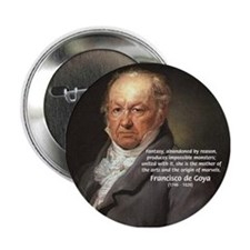 Goya Fantasy Monster Quote Button