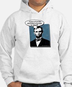 Abe Lincoln... Hoodie