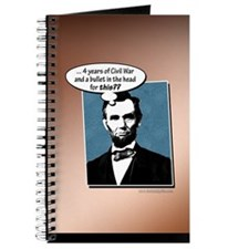 Abe Lincoln... Journal