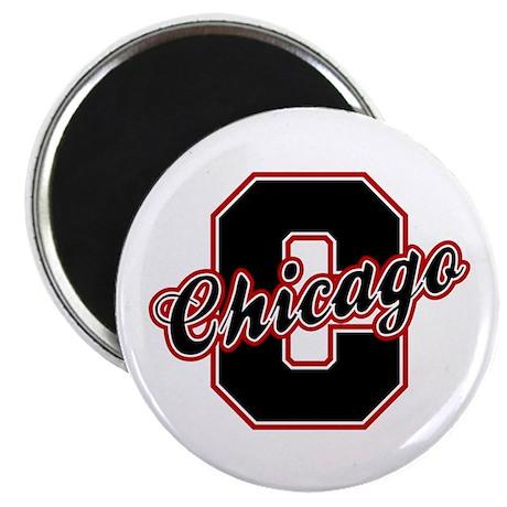 Chicago Letter Magnet