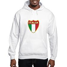 Italy Badge Hoodie