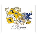 O'Regan Family Sept Small Poster