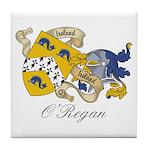 O'Regan Family Sept Tile Coaster
