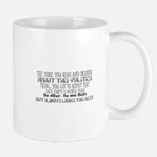 The more you read and observe about this Poli Mugs