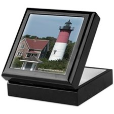 Nauset Lighthouse Keepsake Box