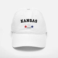 Kansas Baseball Baseball Cap