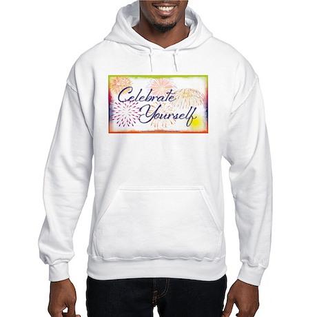 Celebrate Yourself Hooded Sweatshirt