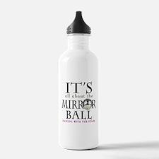 DWTS Mirror Ball Water Bottle