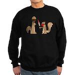 Nut Thief Sweatshirt (dark)