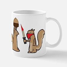 Nut Thief Mug