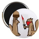 Nut Thief Magnet